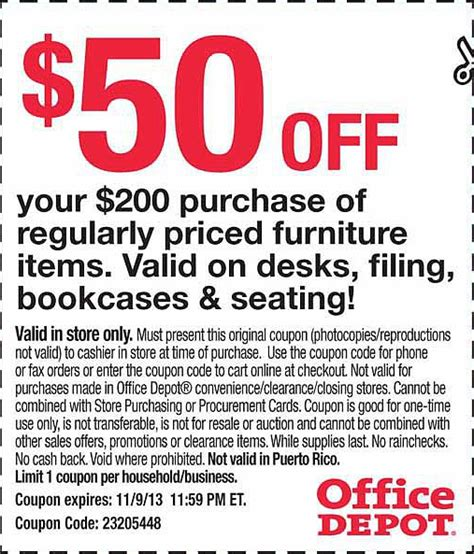 Office Depot Technology Coupon by Coupons 50 Office Depot Printable Walmart Photo Coupon