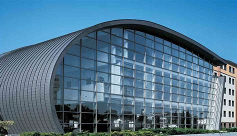 curtain wall building commercial meadstone