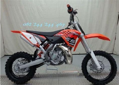 Motor Trail Husqvarna 85cc Ori new motor ktm xc 85cc jual motor ktm mx purworejo