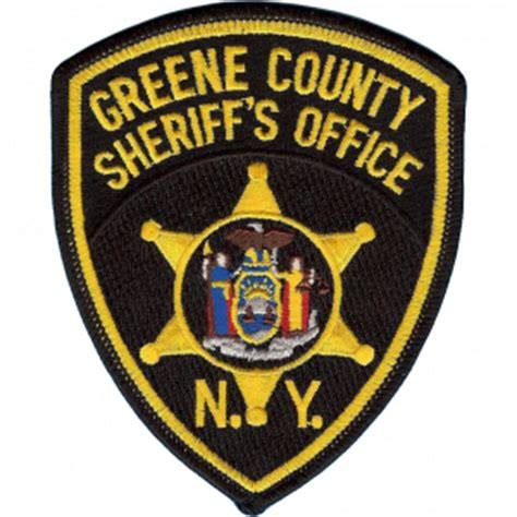 York County Sheriff S Office by Deputy Sheriff Kevin Michael Haverly Greene County
