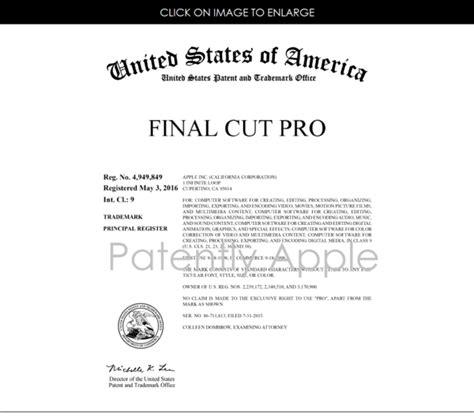 final cut pro cheap apple granted rtm certificate for final cut pro files