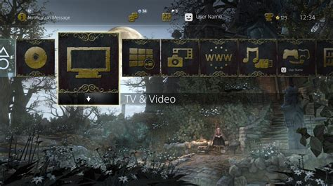 themes ps4 com bloodborne the hunter s dream playstation 174 4 dynamic theme
