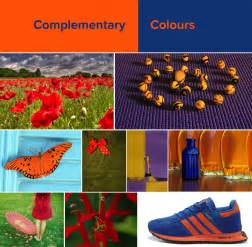 Blue Orange Color Scheme color theory the basics useful tools and further