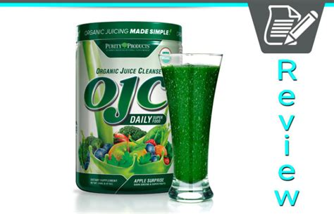 Fruit And Veggie Detox Reviews by Organic Juice Cleanse Review Buy Ojc Free Trial Bottle