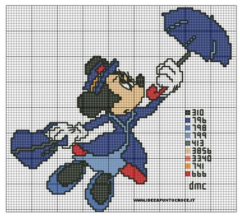 pattern xsd d schema minnie poppins bordado pinterest disney