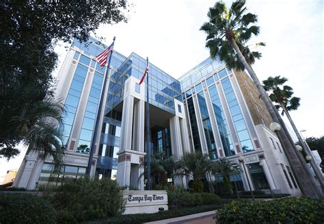 Sheds St Petersburg Fl by Ta Bay Times Selling St Pete Headquarters To Pay Debt Tbo