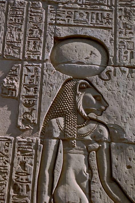 Ancient Egyptian Goddess Sekhmet | bast the festility cat goddess