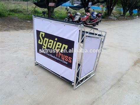 dj table for sale market movable aluminum table for dj booth dj table