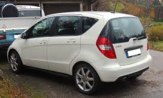 Mercedes It File White 2012 Mercedes 169 Mercedes A Klasse A 160