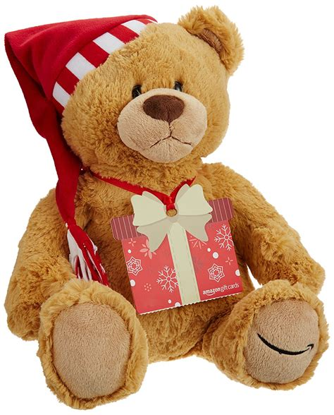 Amazon Gift Card Purchase - free gund holiday 2017 teddy bear w 100 amazon gift card purchase ftm