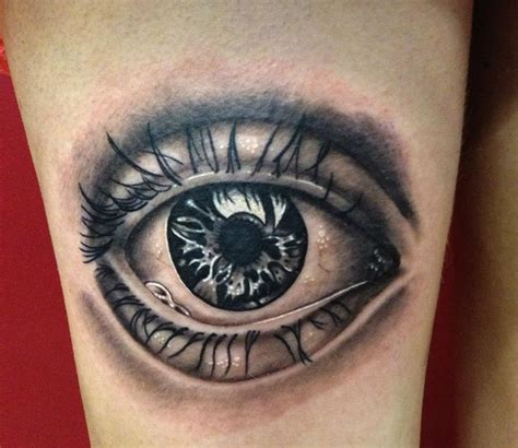 tattoo eyeball eye tattoos page 2