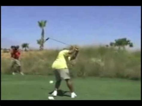 ugly golf swing charles barkley ugly golf swing youtube