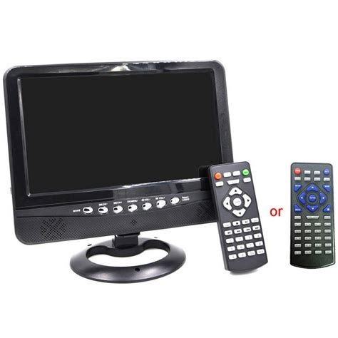 Lcd Tv Usb ptv902 portable 9 quot lcd tv player w fm compareimports
