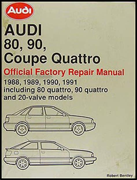 motor repair manual 1988 audi 80 90 free book repair manuals search