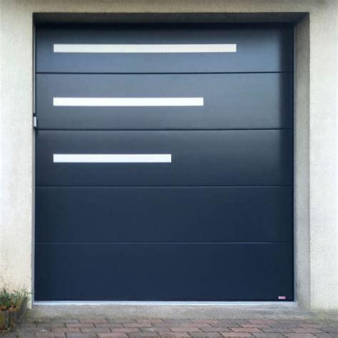 Porte De Garage Isolante 5689 portes de garage sectionnelle isolante blanche ou aspect