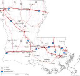 map of and louisiana with cities fleur de may 2012 mentionables