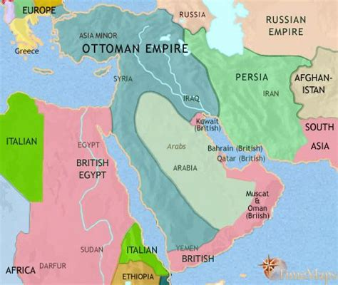 middle east map facts history map of middle east 1914ad the middle east