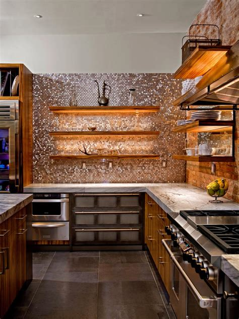 hgtv kitchen backsplash 15 creative kitchen backsplash ideas hgtv