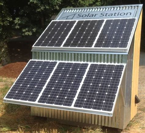 home solar power station ebook offers plans for fast simple and scalable diy
