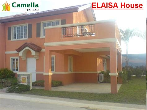 elaisa or sapphire model house of camella home series iloilo by camella homes erecre group elaisa model camella homes tarlac