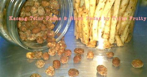 Stick Pedas resep kacang telur pedas stick pedas oleh tutty frutty cookpad