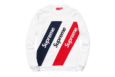 supreme wear supreme 2015 summer apparel collection sneakhype