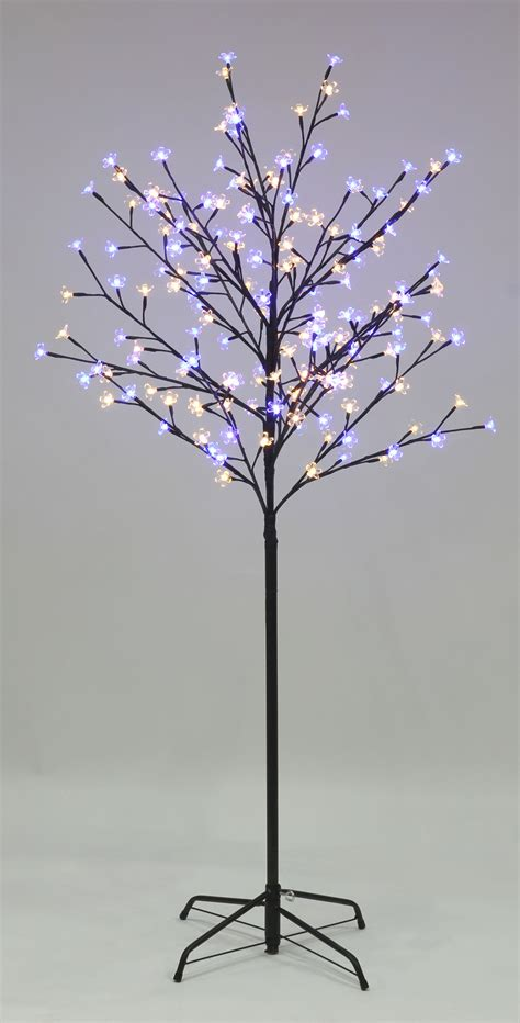 the 6ft led blossom tree 8 colours available
