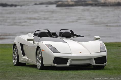 Lamborghini Concept S 2005 Lamborghini Concept S Photos Informations Articles