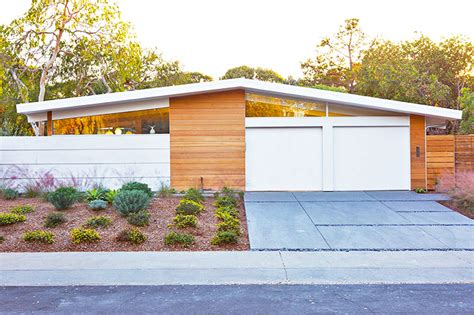 eichler style homes classic eichler renovated into a naturally cooled home