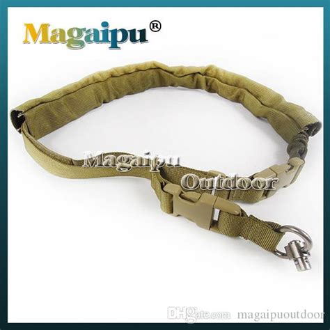 S F Adjustable Single Point Sling Bungee Tactical Rifl tactical rifle gun 1 one single point bungee sling system