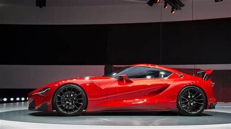 How Much Is The Toyota Ft1 Toyota Ft1 Quot Omg Quot Toyota Ft1