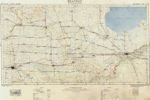 brandon canada map brandon sectional map 72 1921 flickr photo