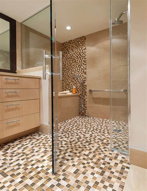 mosaic tile bathroom ideas top uses for mosaic tiles around the house