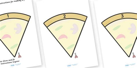 pizza template for a card make your own pizza writing template cards make your own
