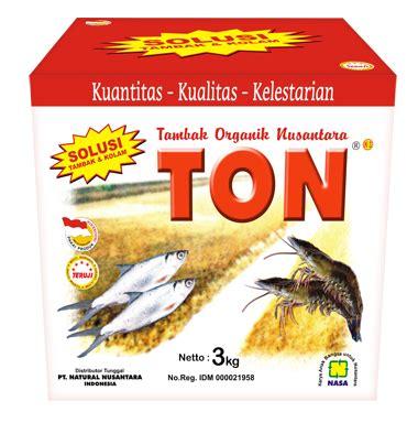Ton Nasa Ikan produk untuk panen ikan udang lebih cepat ton jual