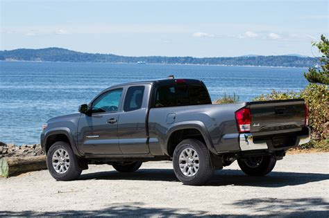The All New 2016 Toyota Tacoma Hankook Tire To Supply The All New 2016 Toyota Tacoma
