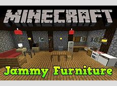 Jammy Furniture 5.0.0 [Build Smeagol] for 1.6.4, 1.7.2 and ... Mods For Minecraft