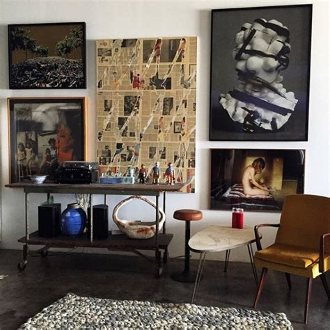 emily isles design space is a collector s paradise inside emily ratajkowski s beautiful eclectic art filled