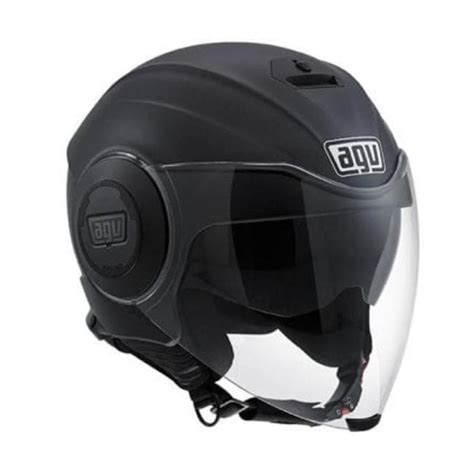 Helm Agv Half Jual Agv Fluid To Helm Half Matt Black