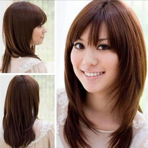 new spring hair custs 2015 trendige mittellange haar frisuren 20 inspirationen