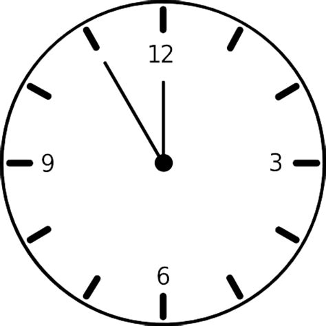 Oval Office Clock Free Clock Png Download Free Clip Art Free Clip Art On