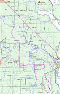Michigan Snowmobile Trail Map by Michigan Snowmobiling Alpena Snowmobile Trail Map Michigan