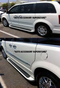 2013 Chrysler Town And Country Running Boards 2008 Gmc Acadia Autos Post