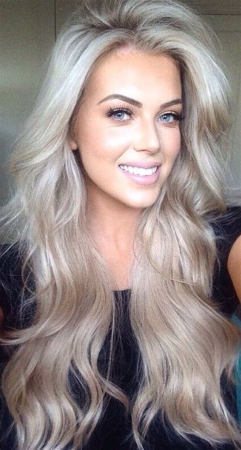 silver blonde hair color pictures 1000 ideas about grey blonde hair on pinterest grey