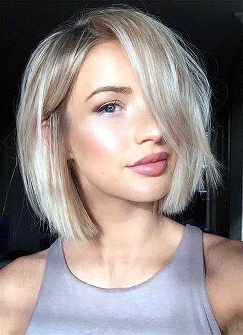 25 best medium haircuts for thin hair 2017 40 haircuts for office to try in 2018