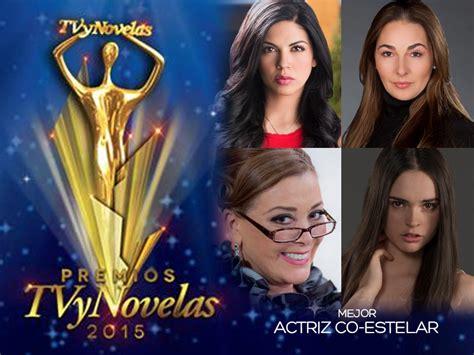 los grandes ganadores de los premios tvynovelas 2015 los grandes ganadores de los premios tvynovelas 2015