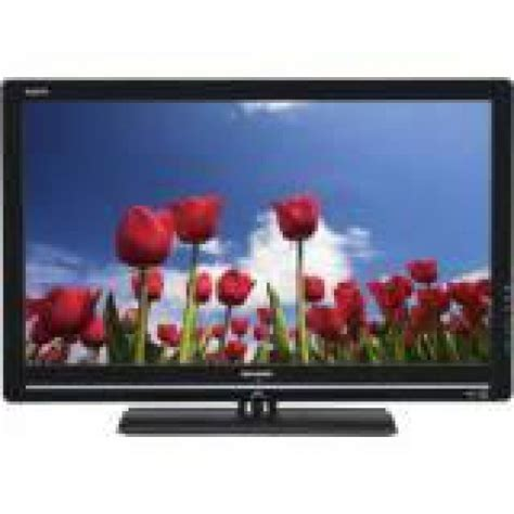 Second Led Sharp 32 sharp aquos 32 inch lc 32le340m led multisystem tv 110 220 volts 110220volts sharp