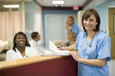 Hospital Receptionist by Yourperk 187 Health Dental Care
