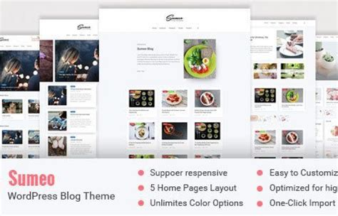 themeforest blog themeforest sumeo blog wordpress themes blog magazine