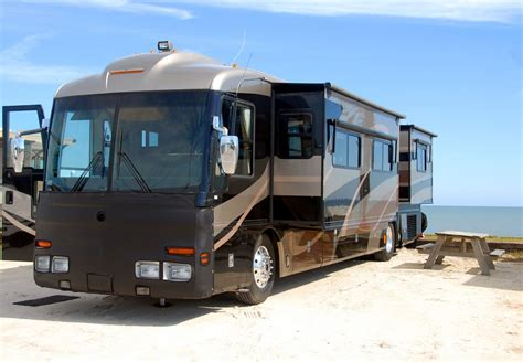 how much does an rv cost